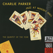 Charlie Parker - Jazz At Massey Hall