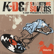 K-Def - Signature Sevens Volume 1 Black Vinyl Edition