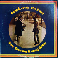 Gene Chandler & Jerry Butler - Gene & Jerry - One & One