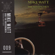 Mike Watt & The Missingmen - Graveface Charity Series 009