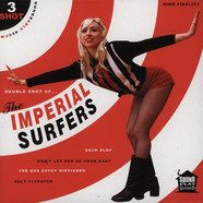 Imperial Surfers - 3 Shot EP
