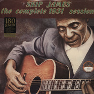 Skip James - Complete 1931 Session