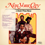 New York City - I'm Doin' Fine Now