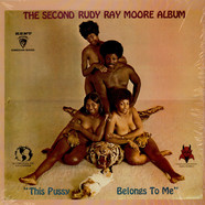 Rudy Ray Moore - The Second Rudy Ray Moore Album -
