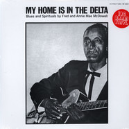 Fred McDowell & Annie Mae McDowell - My Home Is In The Delta