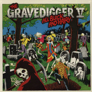 Gravedigger V - All Black & Hairy