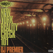 DJ Premier - New York Reality Check 101 Clear Vinyl Version