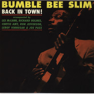 Bumble Bee Slim - Back In Town