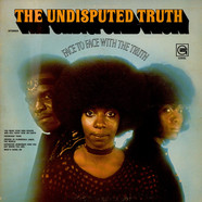 Undisputed Truth - Face To Face With The Truth