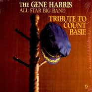 Gene Harris All Star Big Band, The - Tribute To Count Basie