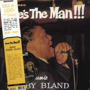 Bobby Bland - Here's The Man!!!