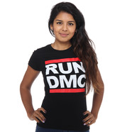 Run DMC - Logo Women T-Shirt