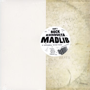 Madlib - Rock Konducta Part 1