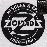 Zounds - Singles & EPs 1980-1984