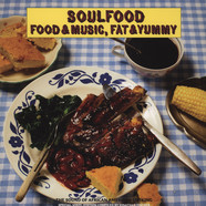 Sven Katmando Christ - Soulfood Food & Music, Fat & Yummy