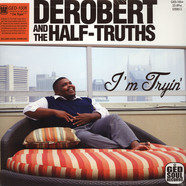 DeRobert & The Half-Truths - I'm Tryin' Purple Vinyl Edition