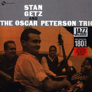 Oscar Getz Trio - Stan Getz And The Oscar Peterson Trio