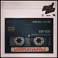 Real Live - Keep On Movin' Picture Disc