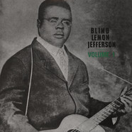 Blind Lemon Jefferson - Blind Lemon Jefferson Volume 1