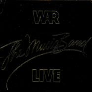 War - The Music Band Live