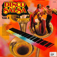 V.A. - Disco Salsa Vol. 1