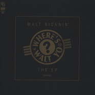 Walt Sicknin' - Where's Walt Yo Gold Vinyl Edition Bundle
