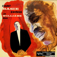 Count Basie / Joe Williams - Count Basie Swings--Joe Williams Sings
