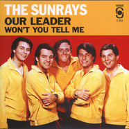 Sunrays, The - Our Leader / Won't You Tell Me