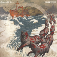 Graves At Sea / Sourvein - Split