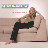 Starting Line, The - Say It Like You Mean It Blue Vinyl Edition