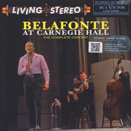 Harry Belafonte - Belafonte At Carnegie Hall