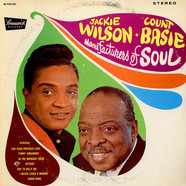 Jackie Wilson & Count Basie - Manufacturers Of Soul