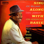 Joe Williams, Dave Lambert, Jon Hendricks, Annie Ross Plus Count Basie Band - Sing Along With Basie