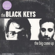 Black Keys, The - The Big Come Up Lavender Colored Vinyl Edition