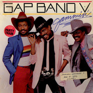Gap Band, The - Gap Band V - Jammin