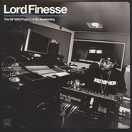 Lord Finesse - The SP1200 Project: A Re-Awakening Black Vinyl Edition