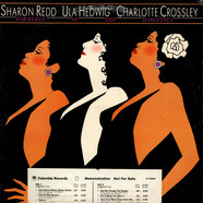 Sharon Redd • Ula Hedwig • Charlotte Crossley - Formerly Of The Harlettes