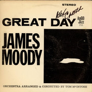James Moody - Great Day