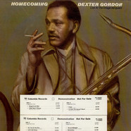 Dexter Gordon - Homecoming - Live At The Village Vanguard