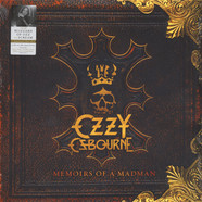 Ozzy Osbourne - Memoirs Of A Madman Black Vinyl Edition