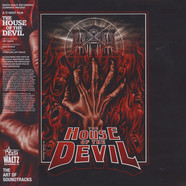 Jeff Grace - The House Of The Devil Original Score Red Vinyl Edition