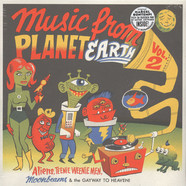 V.A. - Music From Planet Earth Volume 2