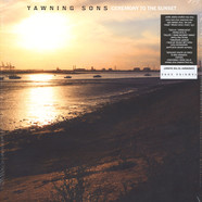 Yawning Sons - Ceremony To The Sunset Orange Vinyl Edition