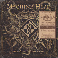 Machine Head - Bloodstone & Diamonds Black Vinyl Edition