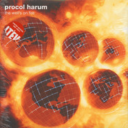Procol Harum - The Well's On Fire Red vinyl Edition
