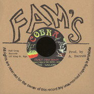Wailers, The - Family Man Skank