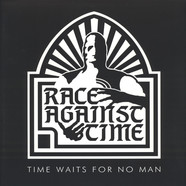 Race Against Time - Time For No Man Black Vinyl Edition