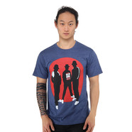 Run DMC - Silhouette Circle T-Shirt