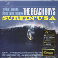 Beach Boys, The - Surfin' USA 200g Vinyl, Mono Edition