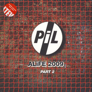 Public Image Ltd - Alife 2009 Part 2